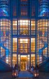 palais Sarrebruck de l'Allemagne d'entrée Photographie stock
