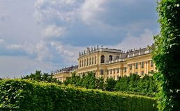 Palais Schönbrunn Zdjęcie Royalty Free