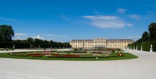 Palais Schoenbrunn Vienne Photographie stock libre de droits
