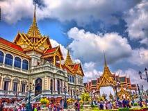 Palais thaï Photos stock