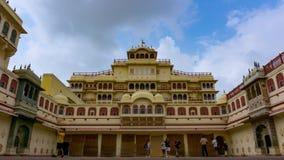 Palais Timelapse, Jaipur Inde de ville clips vidéos