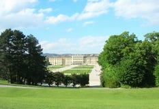 Palais Trautson Wiedeń Zdjęcia Stock