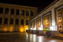 Palais trier gemany at night Stock Photos