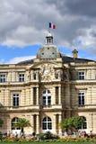 Palais van Luxemburg Royalty-vrije Stock Afbeeldingen