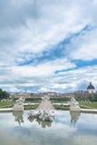 Palais Vienne Autriche de belvédère photos stock