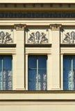 Palais Windows Image stock