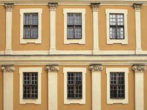 Palais Windows Photo libre de droits