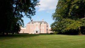 Palais in Zeist Royalty-vrije Stock Afbeeldingen