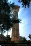 Palaistra bleibt an der alten Olympia Stockbild