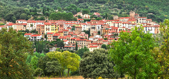 Palalda in Pyrenees-Orientales, Languedoc-Roussillon,  Royalty Free Stock Photos