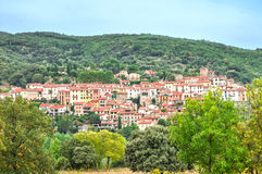 Palalda in Pyrenees-Orientales, Languedoc-Roussillon, Royalty Free Stock Images