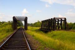 Palama Kalu - твиновский мост Стоковая Фотография RF