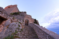 Palamidi fortress Stock Photography