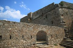 Free Palamidi Fortress In Nafplion, Greece Royalty Free Stock Images - 85019669