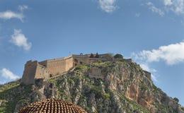 Palamidi fortress, Nafplio, Greece Stock Photos