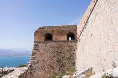 Palamidi medieval fortress  Nafplio, Greece. Palamidi medieval fortress Nafplio, Greece Stock Photos