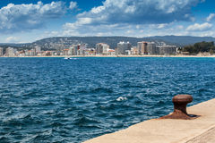 Palamos port Stock Photography