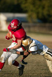 Palan du football Photos stock