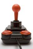 Palanca de mando clásica (vista delantera) Imagenes de archivo