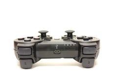 Palanca de mando para las consolas del videojuego Imagenes de archivo