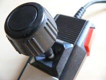 Palanca de mando retra del videojuego Fotos de archivo libres de regalías