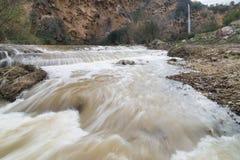 Palancia river. Stock Images