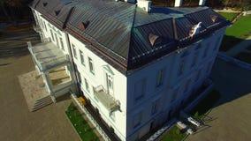 Palanga Amber Museum, Lithuania stock footage