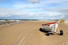 Palanga, resort in Lithuania Royalty Free Stock Image