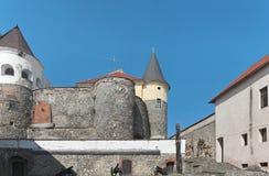 Palanok castle, Mukachevo, Ukraine Royalty Free Stock Photography