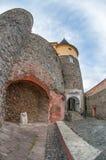 Palanok castle in Mukachevo, Ukraine Royalty Free Stock Images