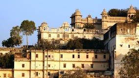 Palas在Udajpur,印度 免版税库存照片