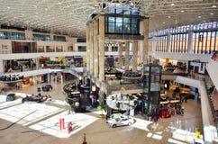 Palas购物中心购物中心 免版税库存照片