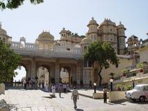Palas d'Udaipur Image stock