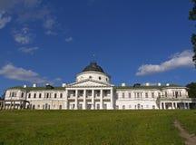 Palas in het park van Kashanovka stock foto's