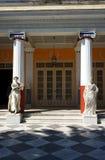 Palast Achilleon Lizenzfreies Stockfoto