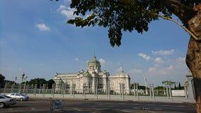 Palast Ananta Samakhom, der Thron Hall Ananta Samakhom Bangkok, Thailand Stockfoto
