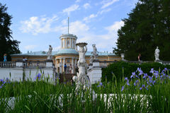 palast Arkhangelskoye Stockbilder