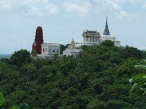 Palast auf Mt Stockbild
