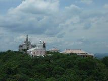 Palast auf Mt Lizenzfreie Stockfotografie