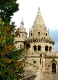 Palast in Budapest stockbild
