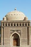 Palast in Bukhara Stockfotografie
