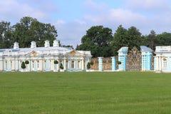 Palast de Catherine em St Petersburg em Rússia fotos de stock