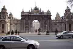 Palast de Dolmabahce Photo libre de droits