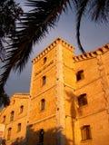 Palast Del Mar Stockfotografie