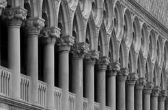 Palast der Doges, Vaneza, Italien Lizenzfreie Stockfotos