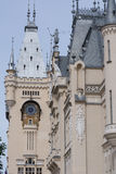 Palast der Kultur, Iasi, Rumänien Stockfotografie