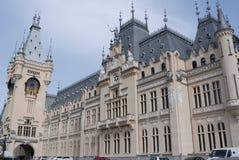 Palast der Kultur, Iasi, Rumänien Stockfotos