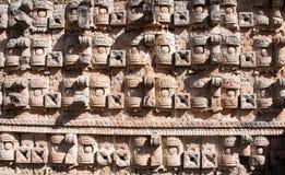 Palast der Masken Stockfotografie