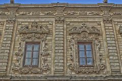 Palast der Provinz in Lecce Stockbilder