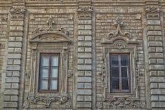 Palast der Provinz in Lecce Lizenzfreies Stockfoto